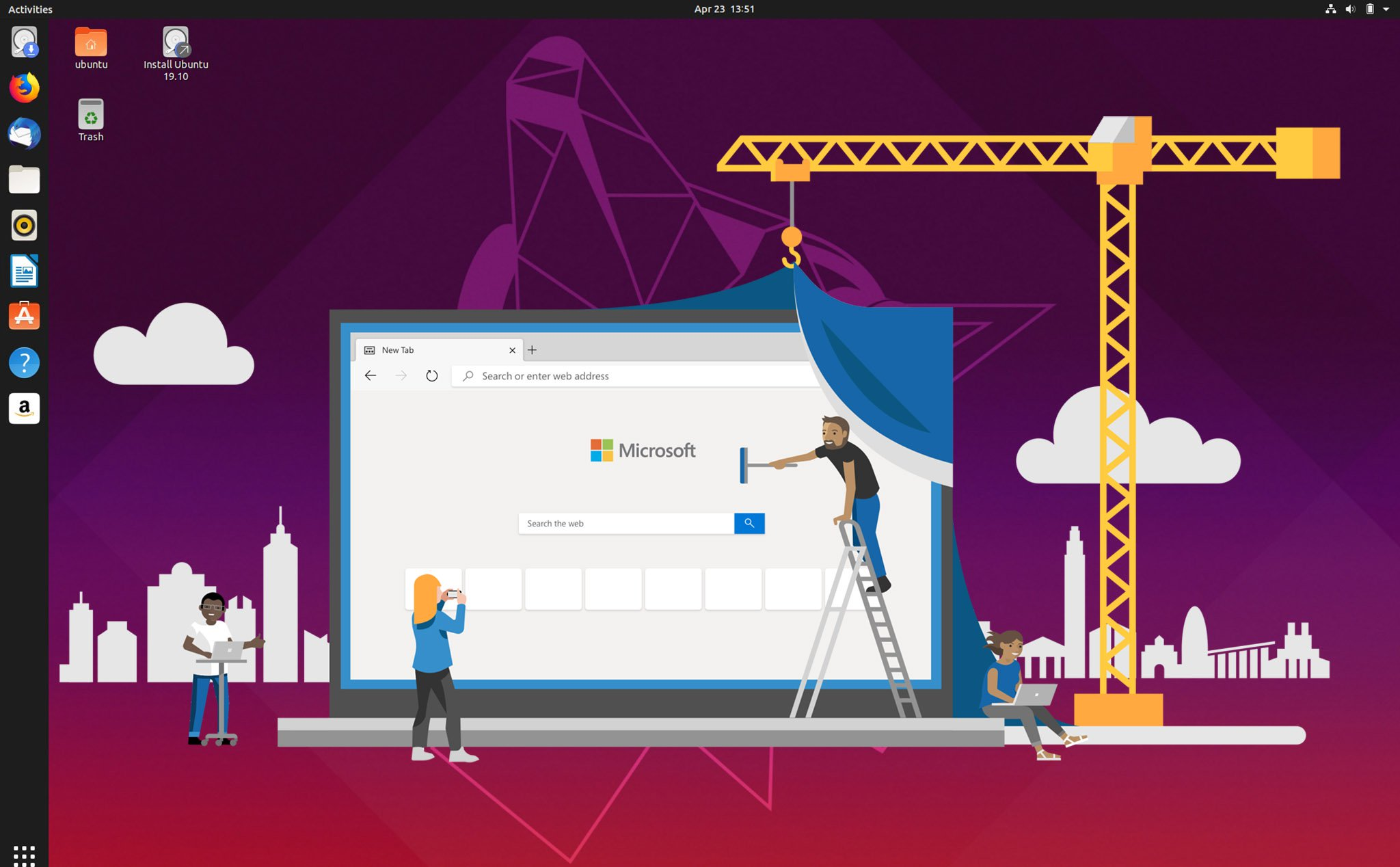 Microsoft is bringing Edge to Linux