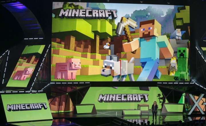 Minecraft reaches 112 million players each month - VnReview