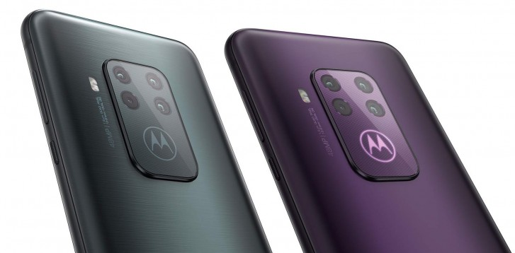 Motorola One Zoom unveiled with 48MP and 3x tele cameras, 6.4