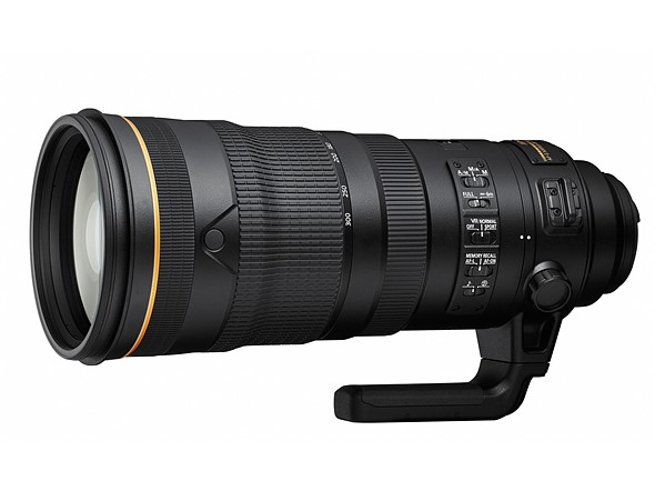 Nikon working on 120-300mm F2.8E full-frame tele-zoom lens: Digital Photography Review
