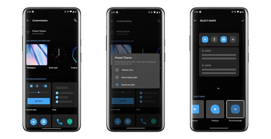 Android 10-based OxygenOS 10.0 screenshots - OnePlus 7 and OnePlus 7 Pro receiving Android 10-based OxygenOS 10.0 update