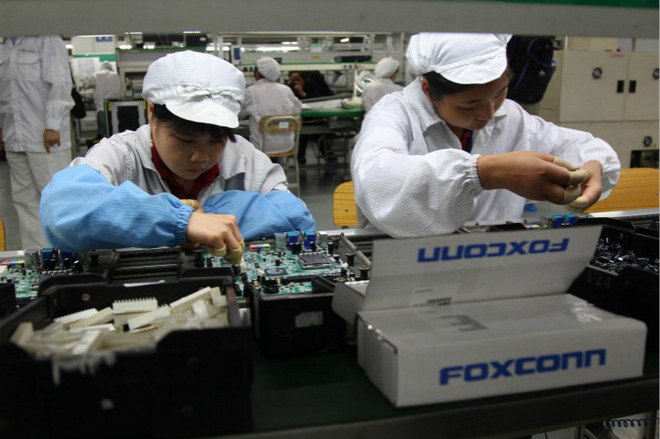 Pouring $ 26 million, Foxconn officially found a stopover in Vietnam - Photo 1.