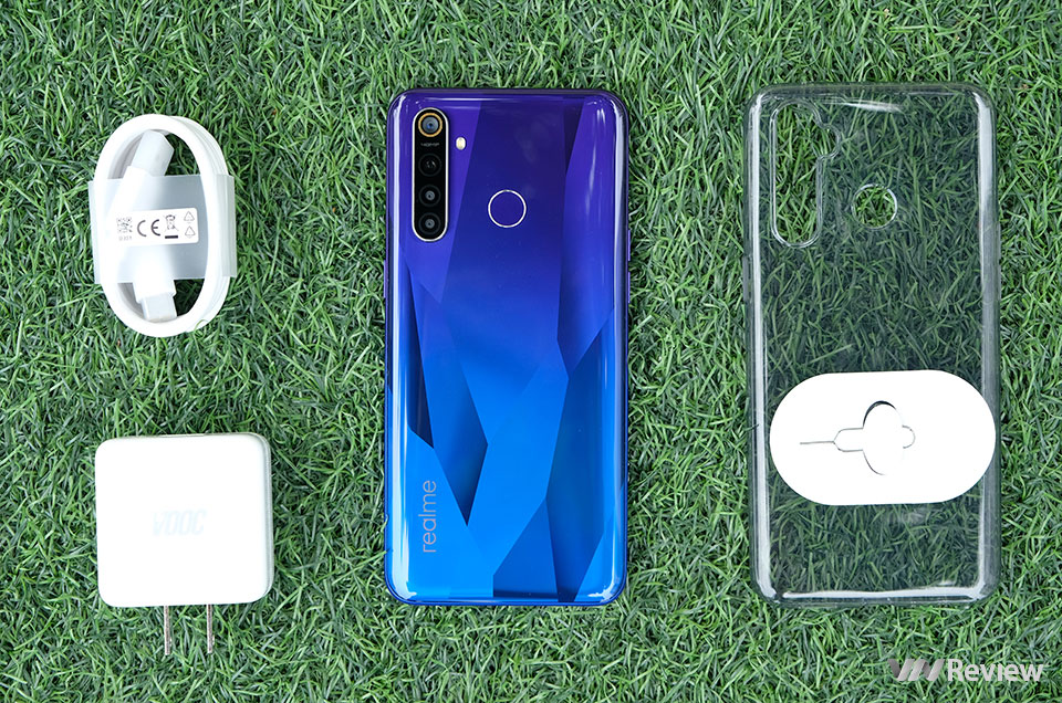 """Realme 5 Pro review: performance and imaging """"exceed"""" the price range of 6 million VND - VnReview"""