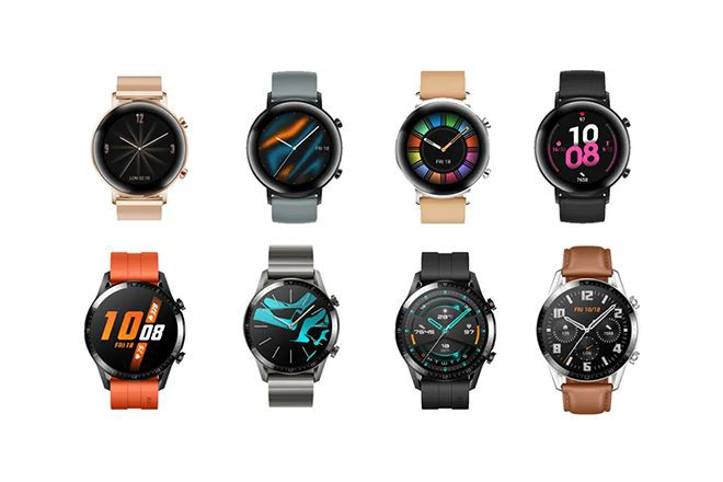 Huawei Watch GT 2 officially launched: Running LiteOS, battery up to 2 weeks, priced from $ 253 - Photo 1.