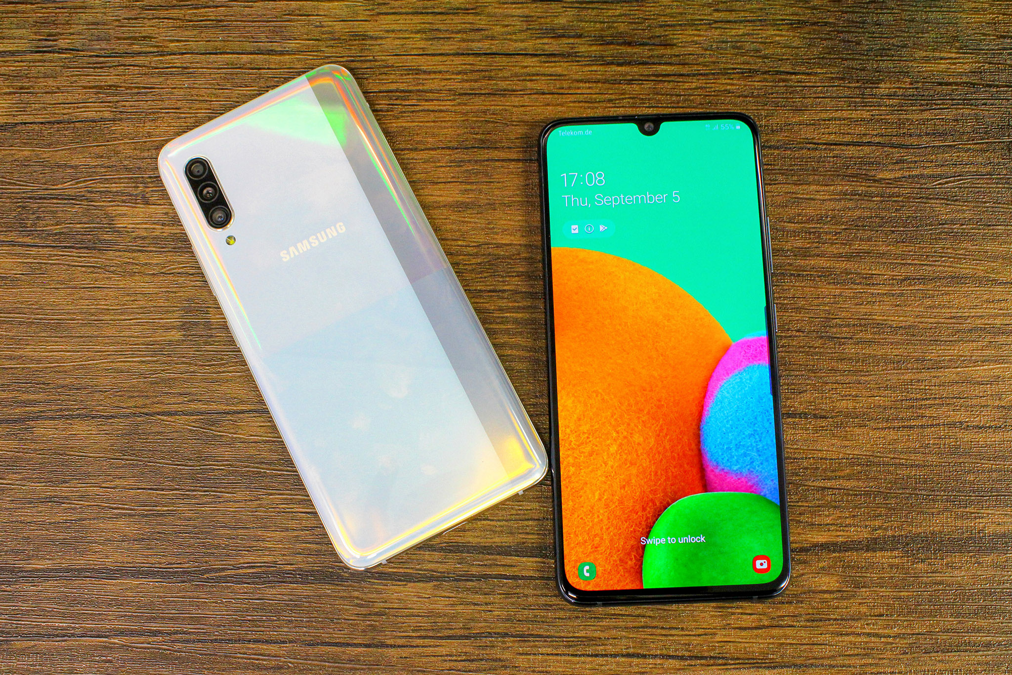 Sforum - Latest technology information page gsmarena_009-4 On the hands of Samsung Galaxy A90 5G: The first A-series smartphone with flagship configuration