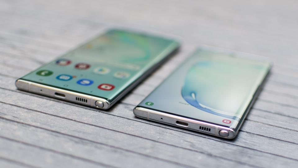 Samsung Galaxy Note 10 release date: Samsung's new phablets are out now