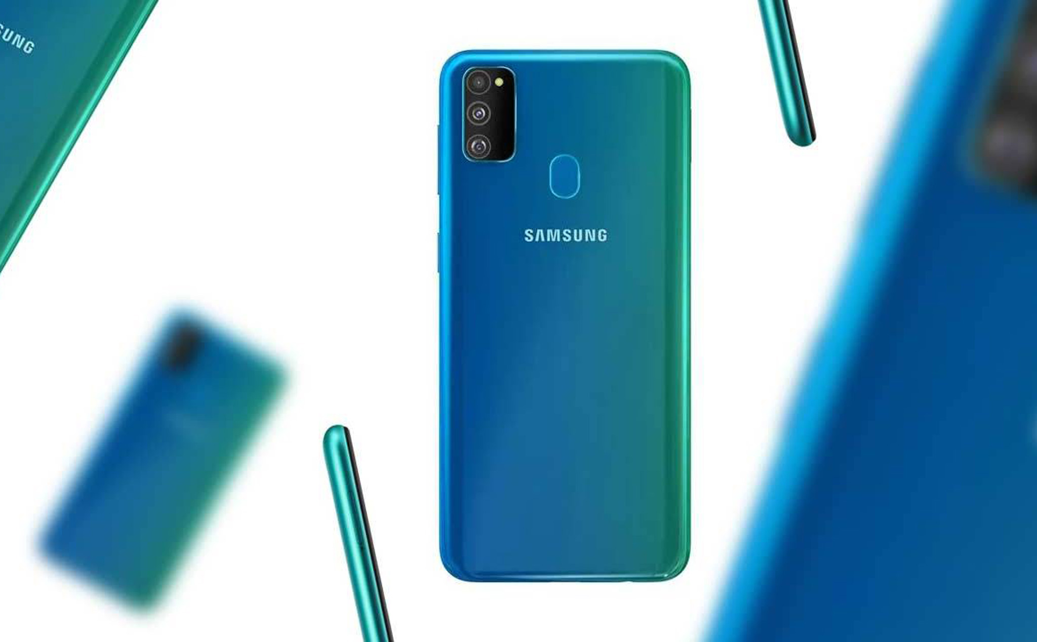 Samsung introduced the Galaxy M30s, an affordable 6000 mAh battery