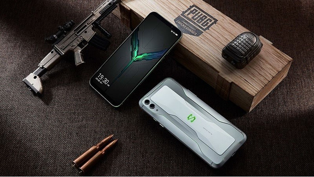 Smartphone Monster gaming Black Shark 2 Pro was officially announced in Southeast Asia, priced from 14 million - Photo 1.