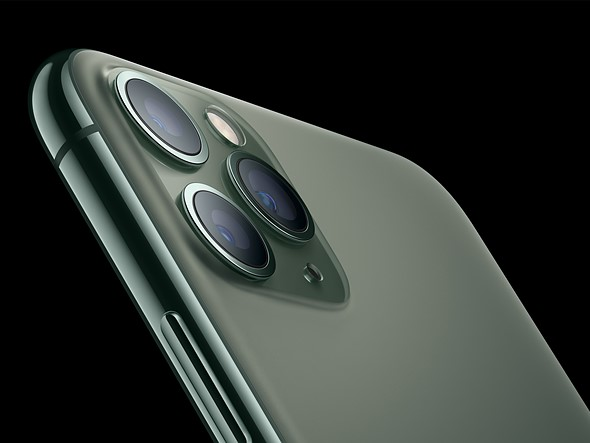 Technical readouts reveal faster shutter speeds, improved ISO and more in iPhone 11 Pro: Digital Photography Review