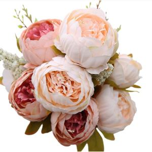 Artificial Flowers Fall Decorations Luyue