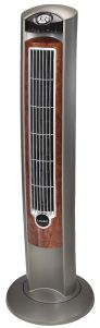 Lasko Wind Curve Portable Electric Oscillating Stand Up Tower Fan