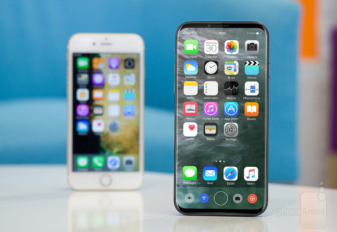 The high-end iPhone 2020 will have Touch ID under the screen, the cheap version will have Touch ID under the Home button - Picture 1.