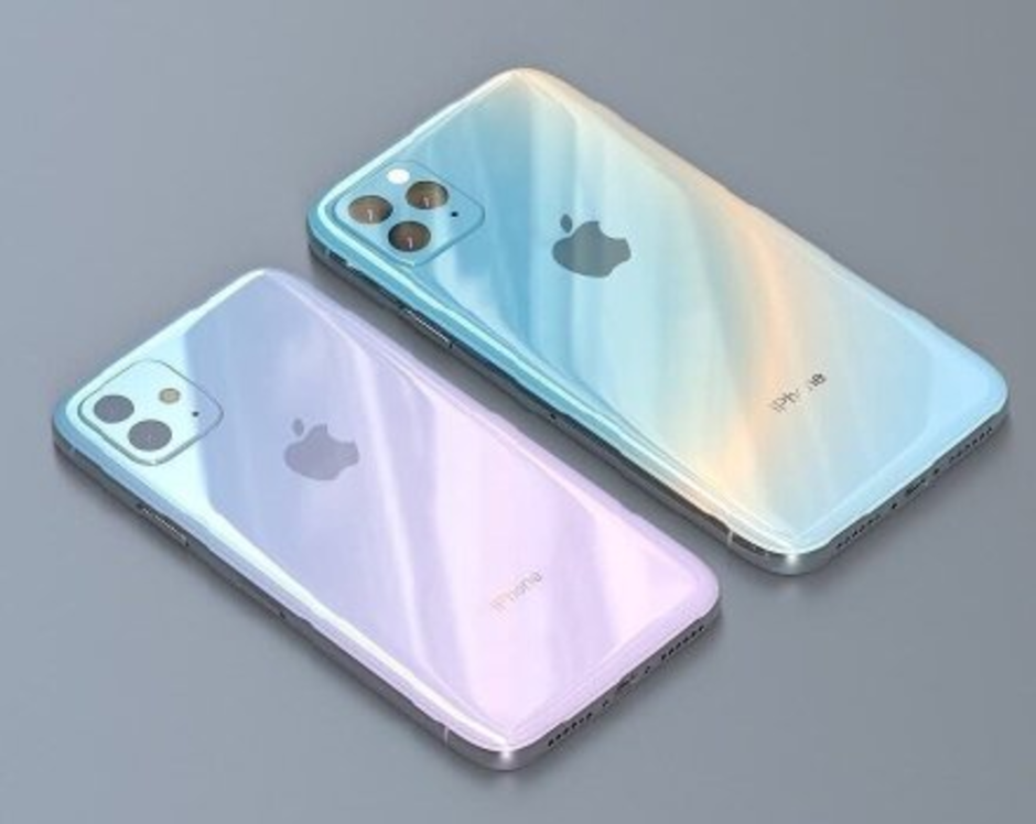The iPhone 11 Pro might launch in a Galaxy Note 10-like gradient color
