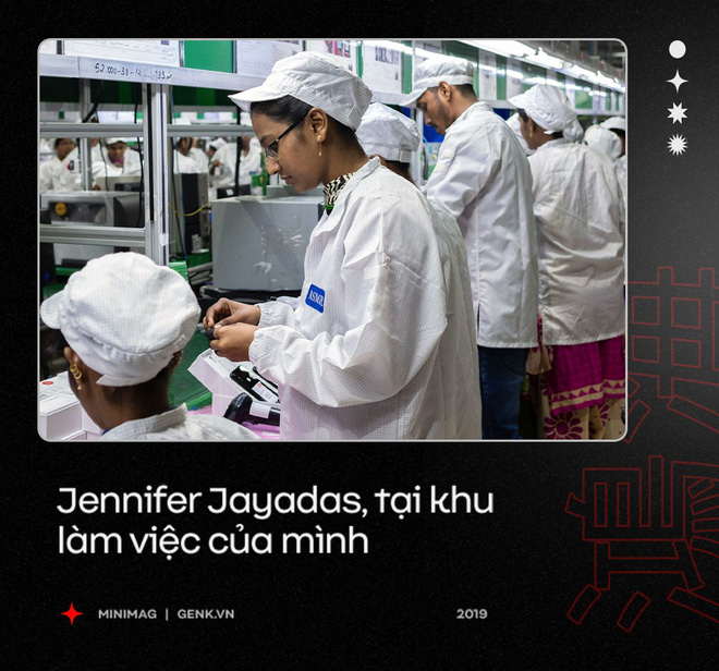 The next iPhone will probably be made by the women's $ 4 / day Army Army - Photo 1.