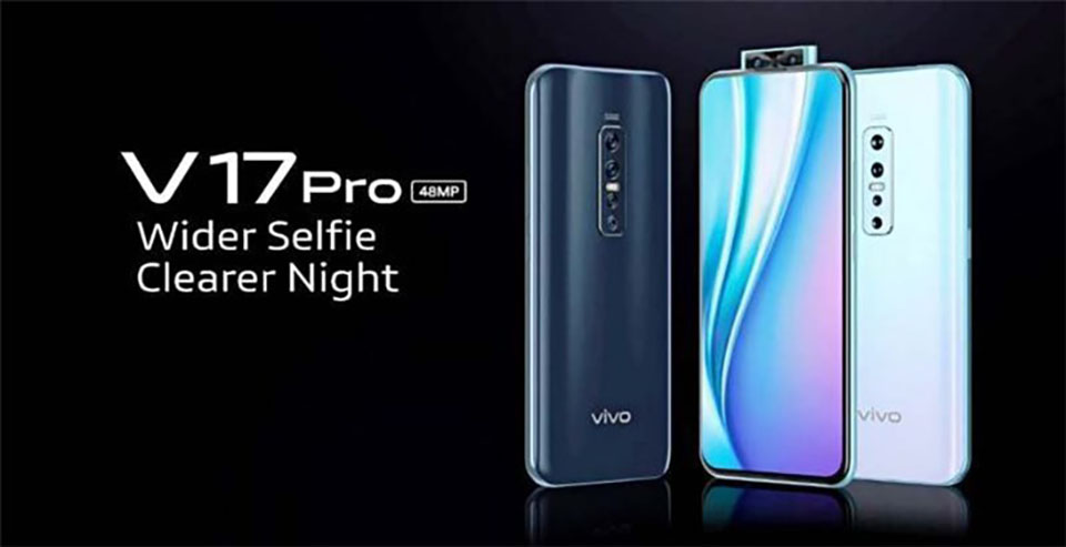 Sforum - The latest vivo-v17-pro-1 technology information page Vivo V17 Pro appears impressively in the new promotional image, confirming there are 4 rear cameras