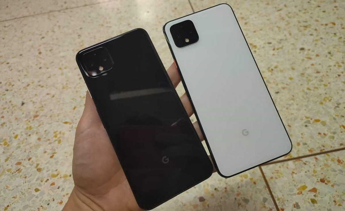 Sforum - The latest technology information page pixel4-1 Pixel 4 XL in White and Black appears on users' hands