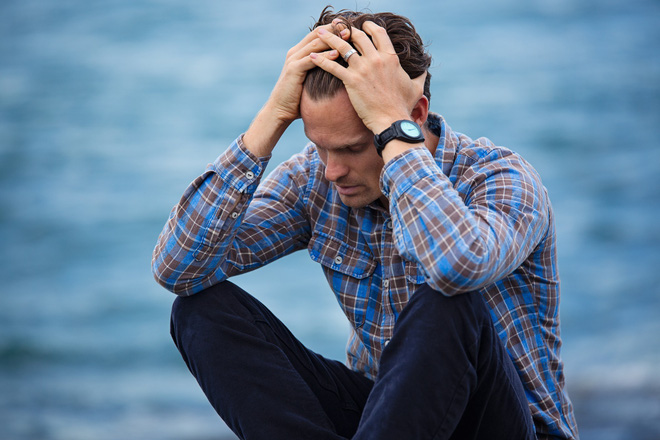 Why are men often more difficult to get help with depression? - Picture 1.