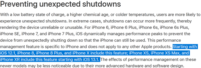 iPhone XS and iPhone XR will suffer from performance degradation after updating to iOS 13.1 - Photo 1.