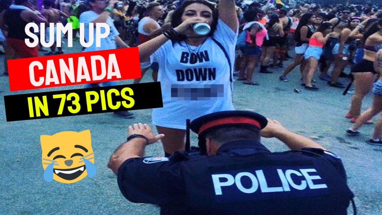 ✅ Canada Summed Up In 73 Funny Pictures