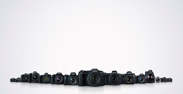 Canon has officially produced over 100 million EOS series interchangeable-lens cameras: Digital Photography Review