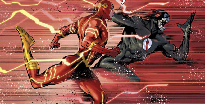 Flash is the fastest running character in the DC Multiverse, so who are the remaining 9 names? - Picture 1.