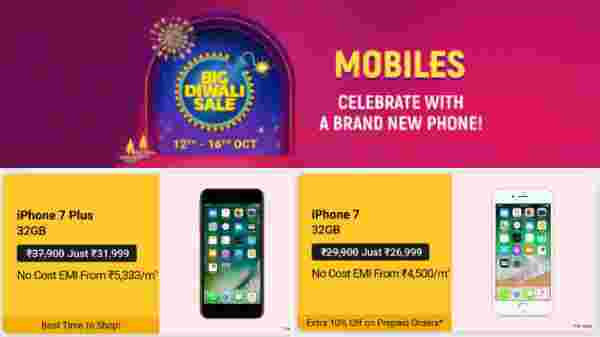 Offers Given By Flipkart