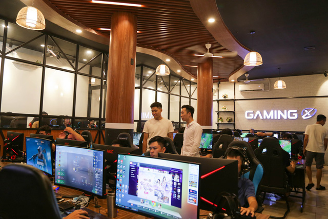 A Round of GamingX Cyber ​​Success: The gathering place for gamers who fancy luxury coffee - Photo 2.