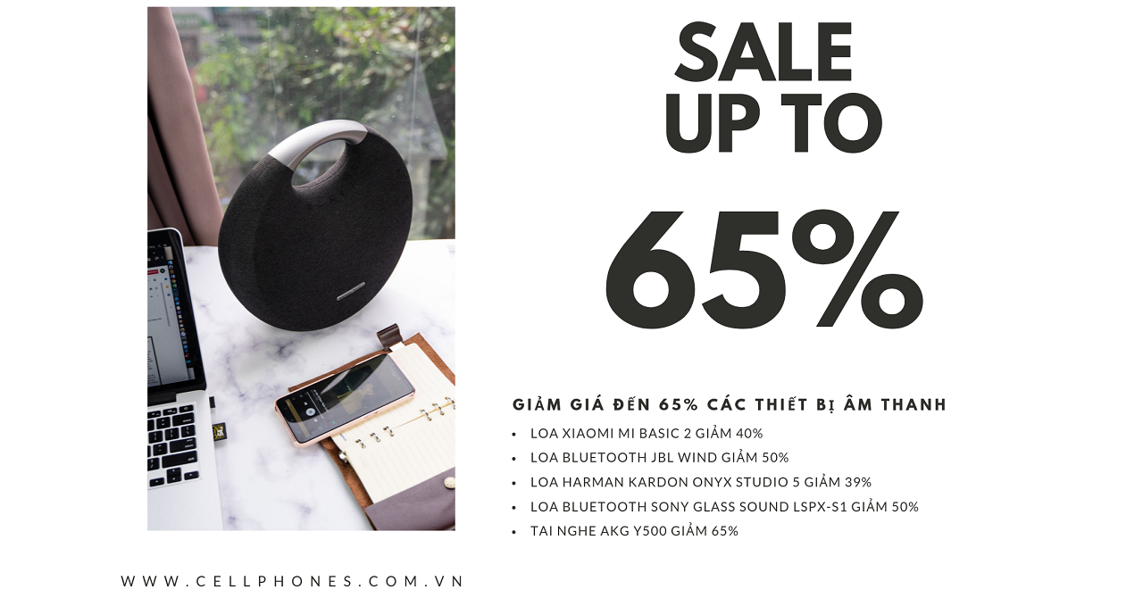 Sforum - The latest 65-off technology information page [HOT SALE] Discounts up to 65% for AKG, Sony, JBL audio devices, ... at CellphoneS