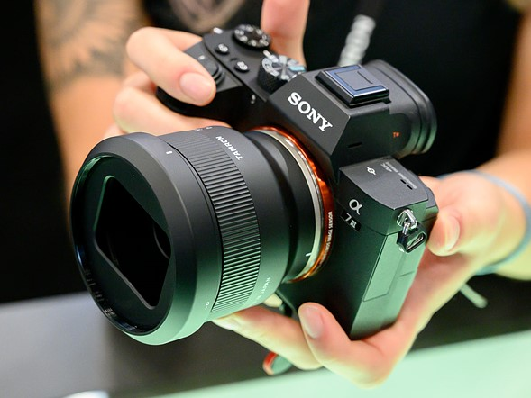 Hands-on with Tamron