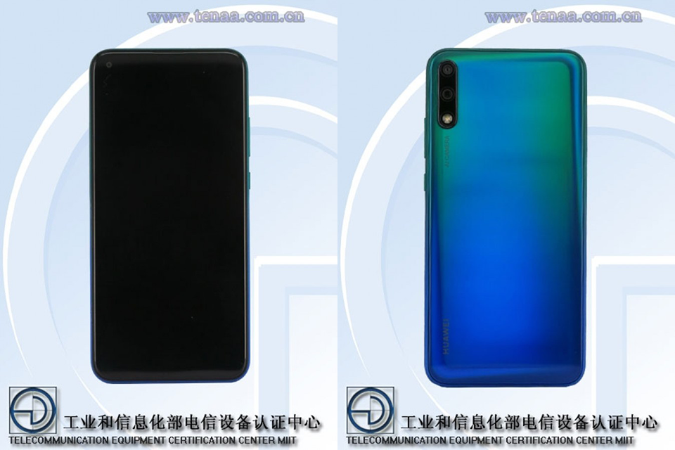 Sforum - Huawei-Enjoy-10-Plus-TENAA-2 technology page Huawei Enjoy 10 Plus reveals all design and configuration information before the launch date