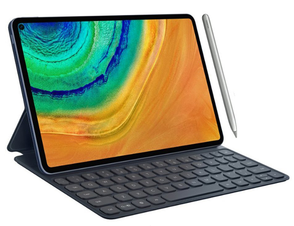 """Sforum - Huawei-MediaPad-M7-MatePad-Pro technology information page Huawei MediaPad M7 reveals rendered images with an impressive """"mole"""" screen, supports stylus"""