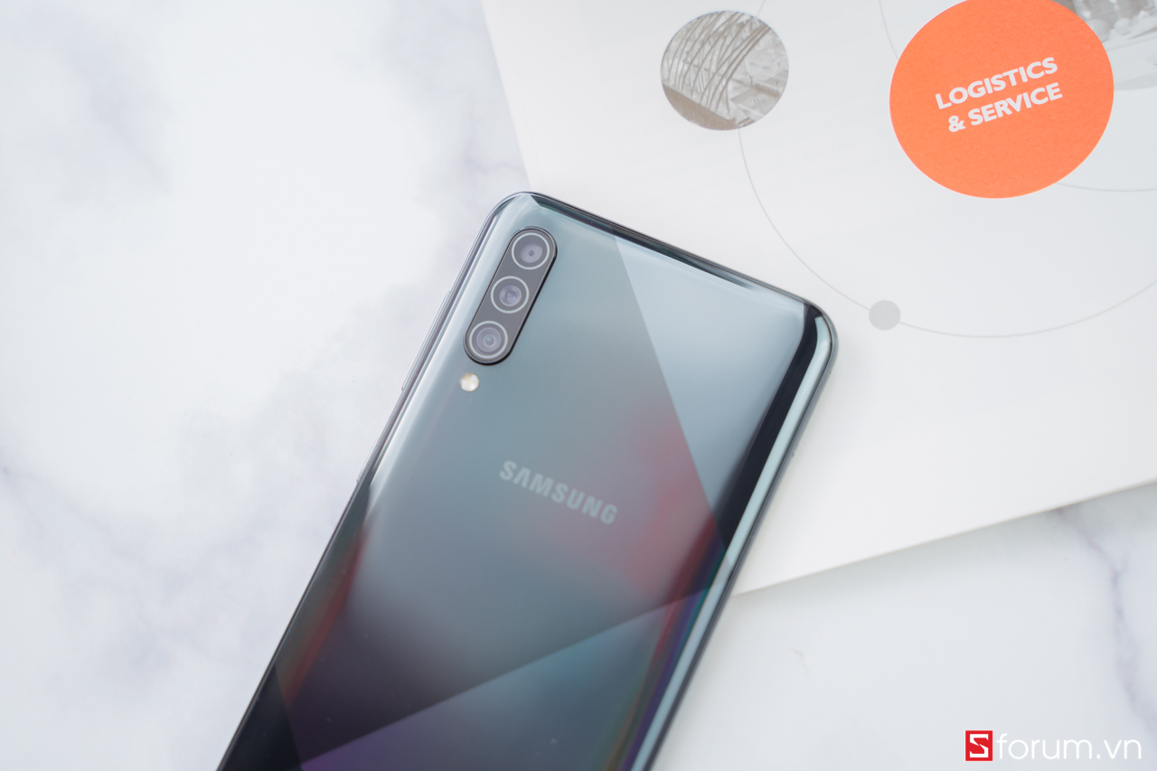 Sforum - The latest technology information page DSC1003 Just equipped with 3 48MP cameras, and supports anti-vibration, is Samsung too fond of the Galaxy A50s?