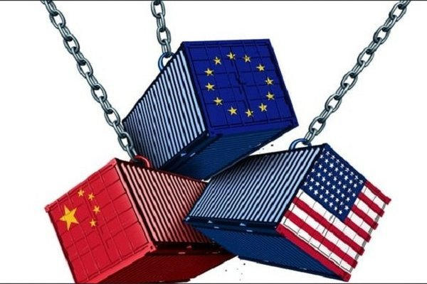 Launching simultaneously with Europe and China, Mr. Trump will win