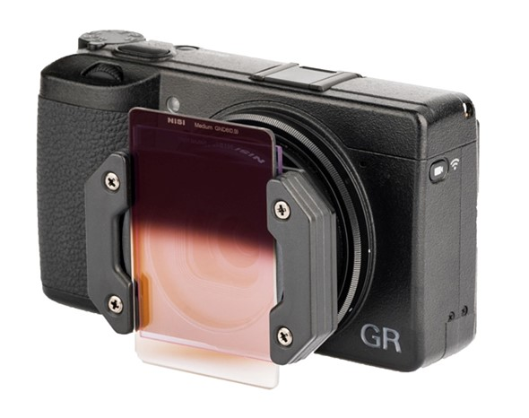 NiSi launches 'Starter,' 'Professional' filter kits for Ricoh GR III cameras: Digital Photography Review