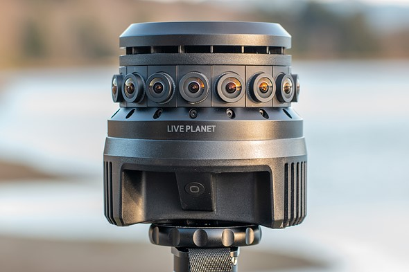 Review: Live Planet VR live-streaming system: Digital Photography Review