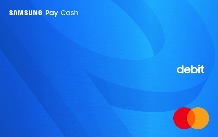 Samsung adds Pay Cash digital card to Samsung Pay