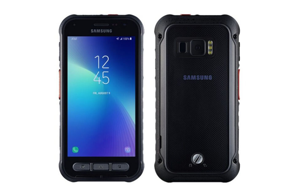 Sforum - Latest technology information page Galaxy-XCover-FieldPro-1 Samsung launches Galaxy XCover FieldPro: Ultra-durable design, configured as Galaxy S9, waterproof IP68