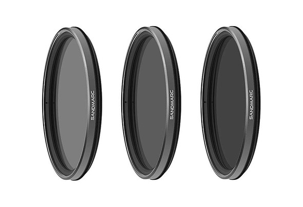 Sandmarc launches hybrid polarized ND filters for DSLR and mirrorless cameras: Digital Photography Review