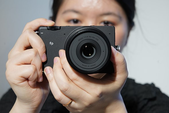 Sigma announces pricing and availability of its fp camera: Digital Photography Review