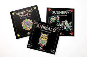 Creatively Calm Studios Adult Coloring Books