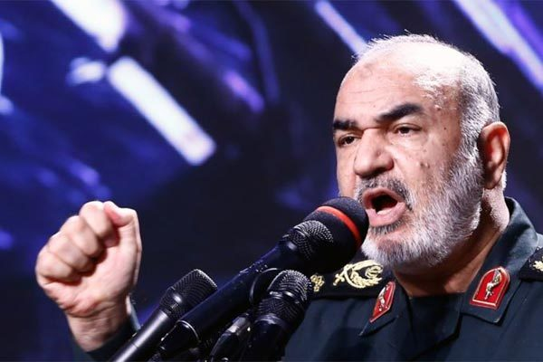 The Iranian general boasted capable of destroying Israel