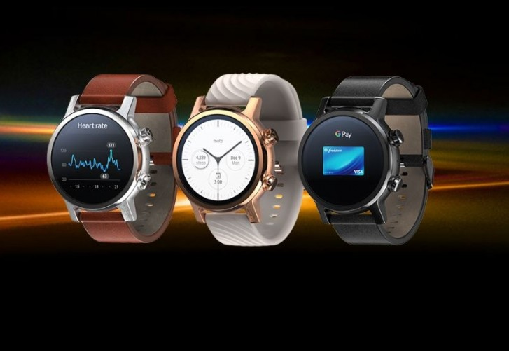 The Moto 360 smartwatch is back but it