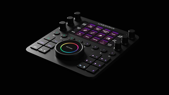 The new Loupedeck Creative Tool editing console packs improved software integrations: Digital Photography Review