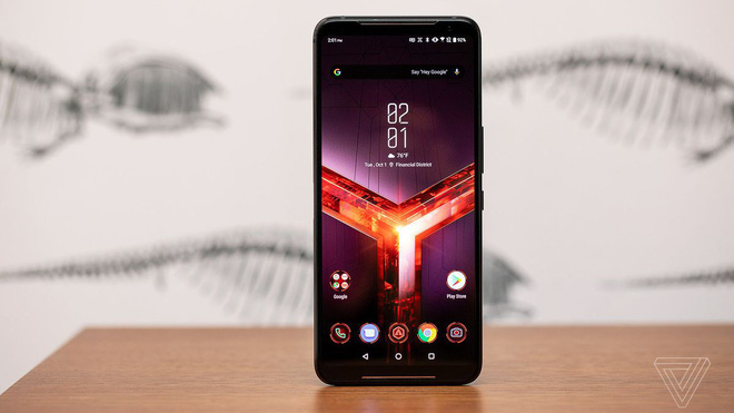 Top 10 most powerful Android smartphones in the world: Chinese phones, Japan - South Korea can be seen everywhere - Photos 1.