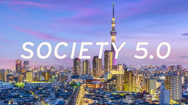 Japan begins Social Reform 5.0, wants to take civilization to a new level - Photo 1.