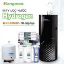 RO Kangaroo KG100HC HYDROGEN water filter - 10 levels of filtration - Includes tempered cabinet
