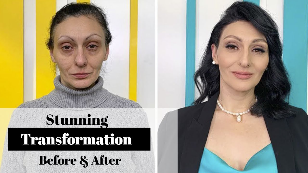 Stunning People Style Transformation 2019 - Before And After Human Make Up Thier Entire Look