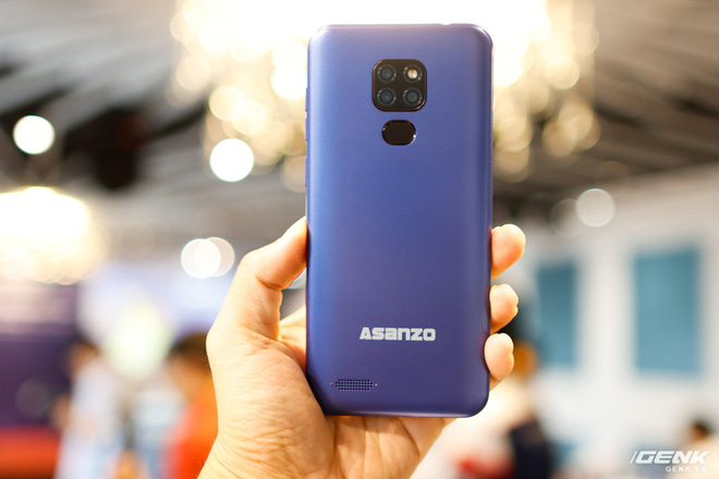 Launching a new smartphone exactly like the Chinese smartphone, how does Asanzo explain? - Picture 1.