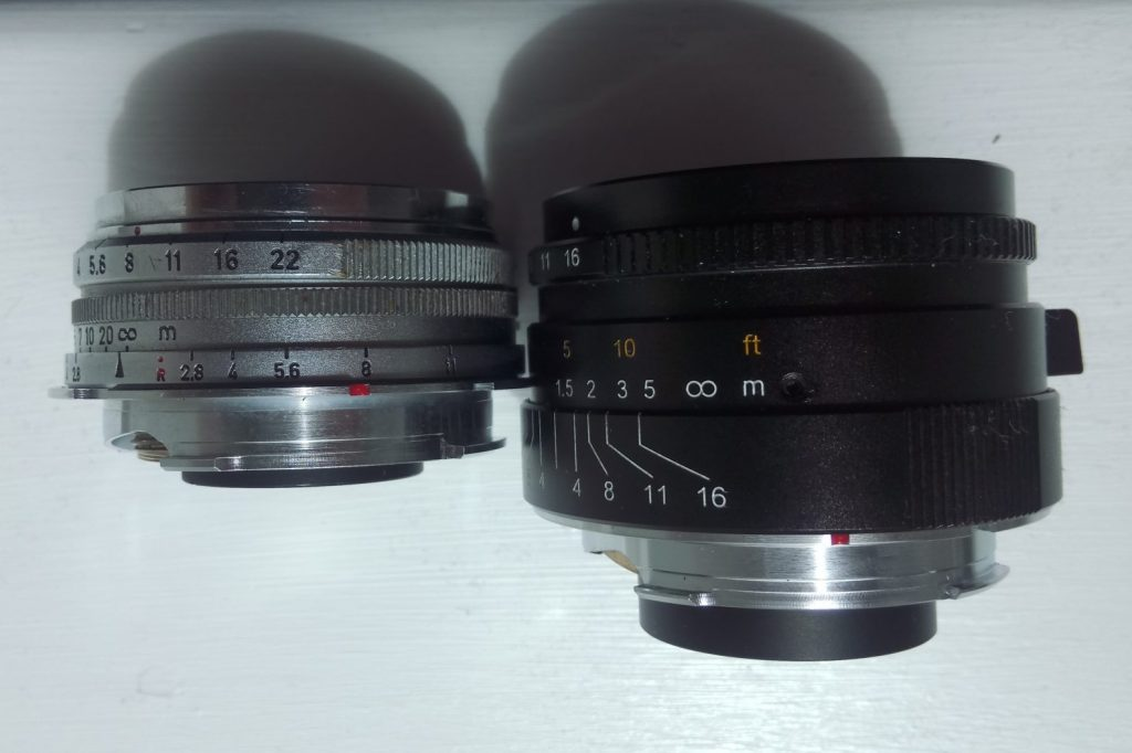 A Short Review of the Canon 28mm F2.8 LTM - By Atanas Grozdev