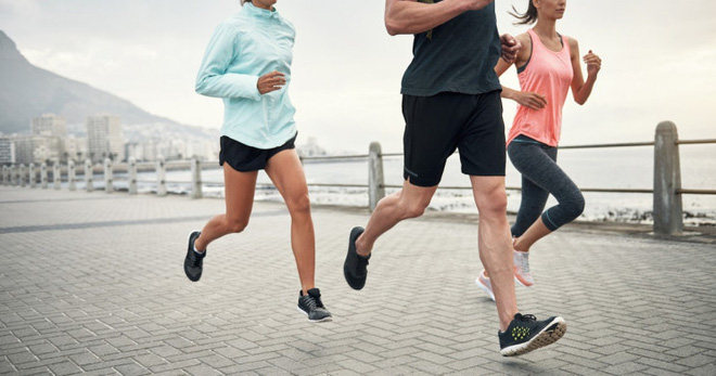 A survey of over 230,000 people ranging from 5 to 35 years demonstrated just how good running is for health - Photo 1.